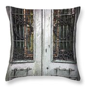 Doorway To The Hereafter Throw Pillow