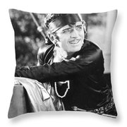 Douglas Fairbanks Throw Pillow