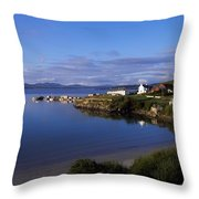 Downings, Rosguill Peninsula, Co Throw Pillow