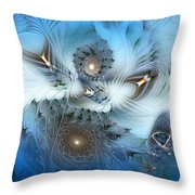 Dream Journey Throw Pillow