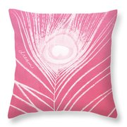 Dream  Throw Pillow by Linda Woods