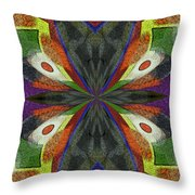 Dream Wings Throw Pillow