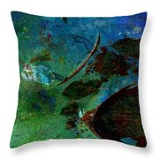 Dreaming Of My Trip To Index I Throw Pillow