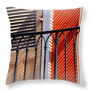 Dreaming Of New Orleans Throw Pillow