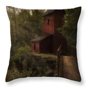 Dreamkeepers Hideaway Throw Pillow