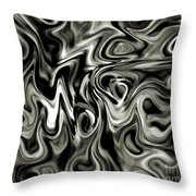 Dreams And Nightmares Throw Pillow