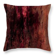 Dreams Forgotten Throw Pillow
