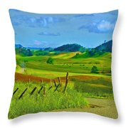 Dreamscape 2009 Throw Pillow