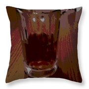 Drink Throw Pillow