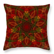 Drogheda 2012 Throw Pillow