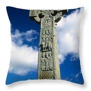 Drumcliffe, County Sligo, Ireland High Throw Pillow