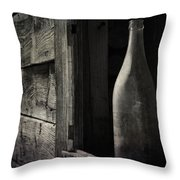 Dry Winds  Throw Pillow