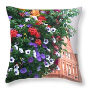 Dublin Beauty Throw Pillow