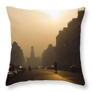 Dublin, Co Dublin, Ireland, Upper Mount Throw Pillow