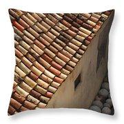 Dubrovnik Rooftop Throw Pillow