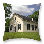 Dudley's Chapel Throw Pillow