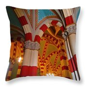 Dulce Iglesia Throw Pillow
