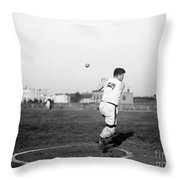 Duncan Gillis (1883-1965) Throw Pillow