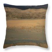 Dunes Throw Pillow