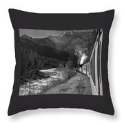 Durango Silverton 2 Throw Pillow
