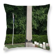 During The First World War Harefield Park Was Offered By The Owner As A Hospital To The Ministry Of  Throw Pillow