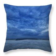 Dusk On Fire Island Throw Pillow