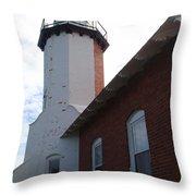 Eagle Harbor Throw Pillow