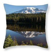 Early Morning Majestic Throw Pillow