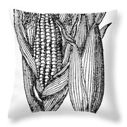 Ears Of Maize Throw Pillow