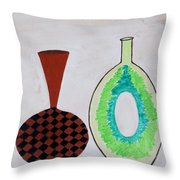 Earthen Decorative Pottery Throw Pillow