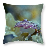 Eau De Vie Throw Pillow