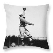 Eddie Grant (1883-1918) Throw Pillow