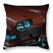 Edsel Throw Pillow