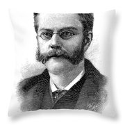 Edward Holden (1846-1914) Throw Pillow
