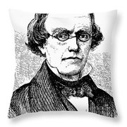 Edward Robinson (1794-1863) Throw Pillow