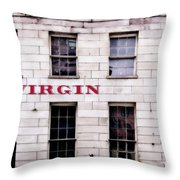 Ef Virgin Throw Pillow