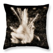 Effervescence IIi  Throw Pillow