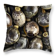 Eggs Of Stick Insect Throw Pillow