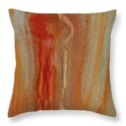 El Abrazo 8 Throw Pillow