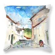 El Alcornocal 03 Throw Pillow