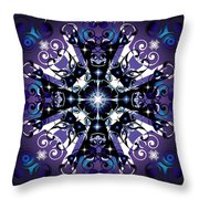 Elan 1 Throw Pillow
