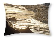 Eldorado Beach Throw Pillow