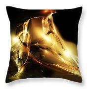 Electric Dreams Throw Pillow