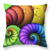 Elephantine Throw Pillow