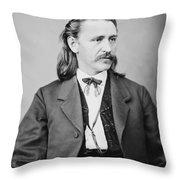 Elias Cornelius Boudinot Throw Pillow