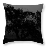 Elm In Me Throw Pillow