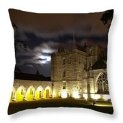 Elphinstone And Cromwell Throw Pillow