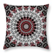 Emergency Throw Pillow