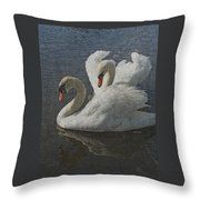 Enamored Throw Pillow