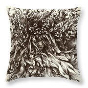 Enchantment Throw Pillow by Rachel Christine Nowicki